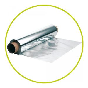Rollos de aluminio